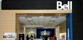 Bell Upper Canada Mall in Newmarket