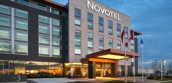 Novotel Hotel at Vaughan Mills Mall in Vaughan Ontatio